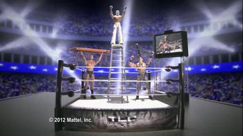 WWE ForceFlex Lightning High-Flying Fury Playset thumbnail