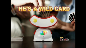Uno Roboto TV Spot, 'Family Gardening' - Thumbnail 10