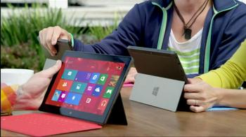 Microsoft Surface TV Spot - Thumbnail 3