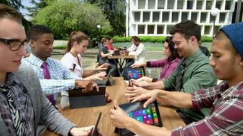 Microsoft Surface TV Spot - Thumbnail 4