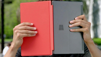Microsoft Surface TV Spot - Thumbnail 6