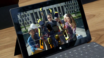 Microsoft Surface TV Spot - 1922 commercial airings