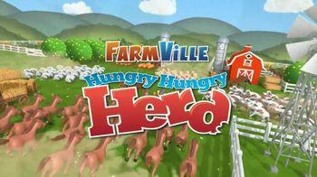 FarmVille Hungry Hungry Herd TV Spot, 'Barnyard Friends'