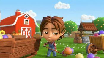 FarmVille Hungry Hungry Herd TV Spot, 'Barnyard Friends' - Thumbnail 3