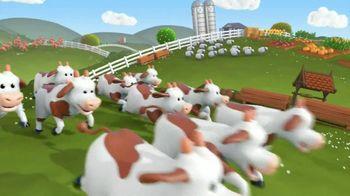 FarmVille Hungry Hungry Herd TV Spot, 'Barnyard Friends' - Thumbnail 4