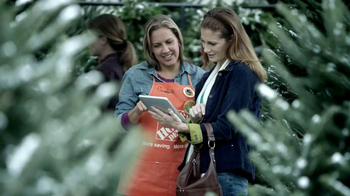 The Home Depot Styleguide App TV Spot, 'Make the Holiday Shine' - Thumbnail 1