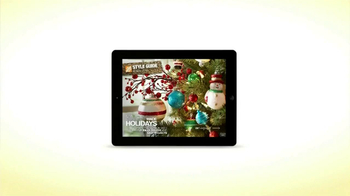 The Home Depot Styleguide App TV Spot, 'Make the Holiday Shine' - Thumbnail 7