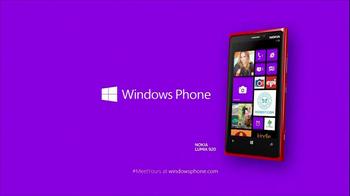 Microsoft Windows Phone 8 TV Spot Featuring Jessica Alba - Thumbnail 10