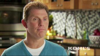 Kohl's TV Spot, 'Thanksgiving' Featuring Bobby Flay - Thumbnail 5