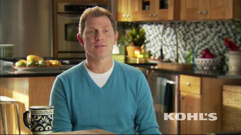 Kohl's TV Spot, 'Thanksgiving' Featuring Bobby Flay - 41 commercial airings