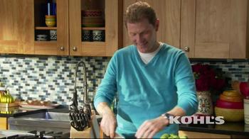 Kohl's TV Spot, 'Thanksgiving' Featuring Bobby Flay - Thumbnail 3