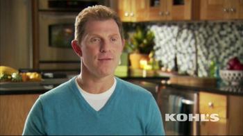 Kohl's TV Spot, 'Thanksgiving' Featuring Bobby Flay - Thumbnail 4