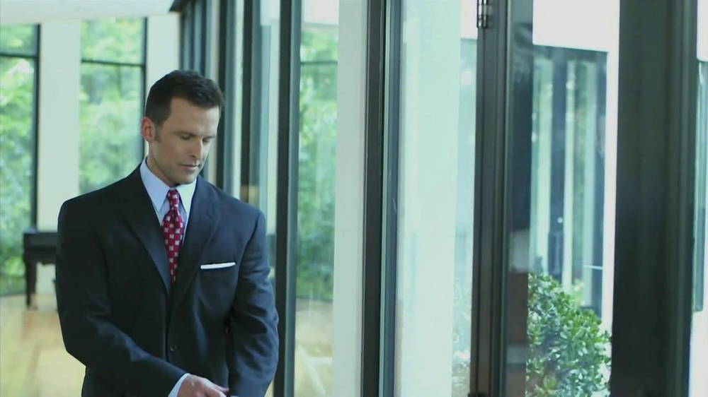 JoS. A. Bank Wool Executive Suits TV Commercial, 'Rest of the Year'