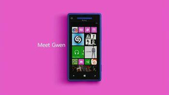 Microsoft Windows Phone 8X by HTC TV Spot Featuring Gwen Stefani