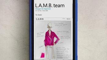 Microsoft Windows Phone 8X by HTC TV Spot Featuring Gwen Stefani - Thumbnail 4