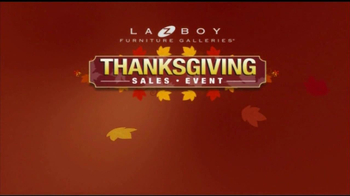 La-Z-Boy Thanksgiving Sales Event TV Spot - Thumbnail 8