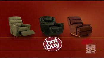 La-Z-Boy Thanksgiving Sales Event TV Spot - Thumbnail 4