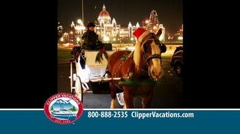 Clipper Vacations TV Spot, 'Little Piece of England' - Thumbnail 3