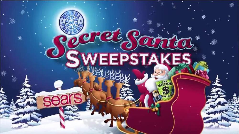 Sears sweepstakes