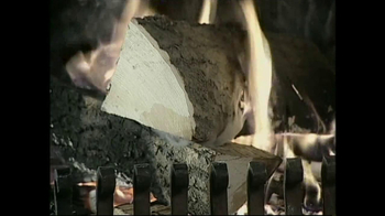 Creosote Sweeping Log TV Spot, 'Chimney Fires' - Thumbnail 2