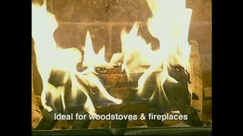 Creosote Sweeping Log TV Spot, 'Chimney Fires' - Thumbnail 6