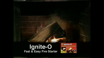 Creosote Sweeping Log TV Spot, 'Chimney Fires' - Thumbnail 9