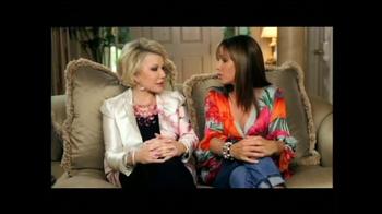Volunteers of America TV Spot, 'Getting Older' Featuring Joan Rivers - Thumbnail 4