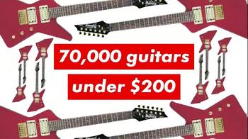 Guitar Center TV Spot, 'Guitar-A-Thon' - Thumbnail 8
