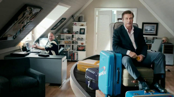 Capital One TV Spot, 'Footbal Trip' Featuring Alec Baldwin - Thumbnail 3