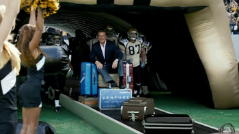 Capital One TV Spot, 'Footbal Trip' Featuring Alec Baldwin - Thumbnail 4