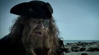 Nuance Dragon Naturally Speaking TV Spot, 'Blackbeard Story'