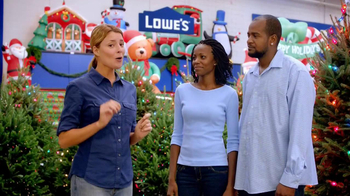 My Lowes TV Spot, 'Garland' Featuring Grace Anne Helbig - Thumbnail 1