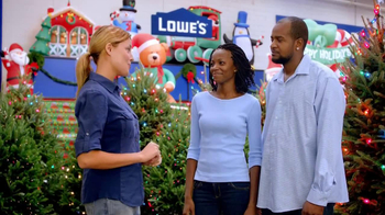 My Lowes TV Spot, 'Garland' Featuring Grace Anne Helbig - Thumbnail 2