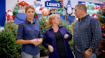 My Lowes TV Spot, 'Garland' Featuring Grace Anne Helbig - Thumbnail 4