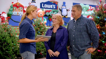 My Lowes TV Spot, 'Garland' Featuring Grace Anne Helbig - Thumbnail 6