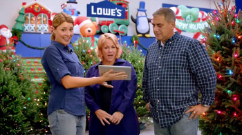 My Lowes TV Spot, 'Garland' Featuring Grace Anne Helbig
