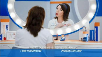 Progressive TV Spot, 'Mirror Practice' - Thumbnail 1