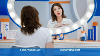 Progressive TV Spot, 'Mirror Practice' - 190 commercial airings
