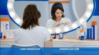 Progressive TV Spot, 'Mirror Practice' - Thumbnail 4