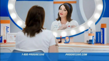 Progressive TV Spot, 'Mirror Practice' - Thumbnail 5