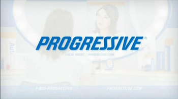 Progressive TV Spot, 'Mirror Practice' - Thumbnail 6