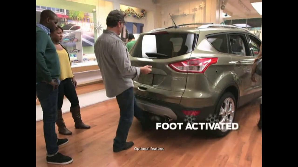 Ford Year End Celebration Tv Commercial Sleek Escape
