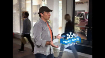 Ford Year End Celebration TV Spot, 'Sleek Escape' Featuring Mike Rowe - Thumbnail 1