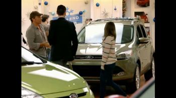 Ford Year End Celebration TV Spot, 'Sleek Escape' Featuring Mike Rowe - Thumbnail 4