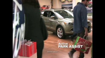 Ford Year End Celebration TV Spot, 'Sleek Escape' Featuring Mike Rowe - Thumbnail 5