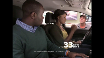 Ford Year End Celebration TV Spot, 'Sleek Escape' Featuring Mike Rowe - Thumbnail 6