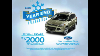 Ford Year End Celebration TV Spot, 'Sleek Escape' Featuring Mike Rowe - Thumbnail 7