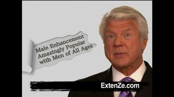 ExtenZe TV Spot Featuring Jimmy Johnson