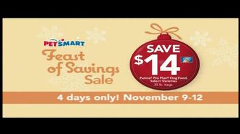 PetSmart TV Spot, 'Feast of Savings' - Thumbnail 5