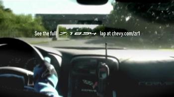 Chevrolet Corvette ZR1 TV Spot, 'Engineer' - Thumbnail 10